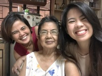 Ate, Mom and Ate LA