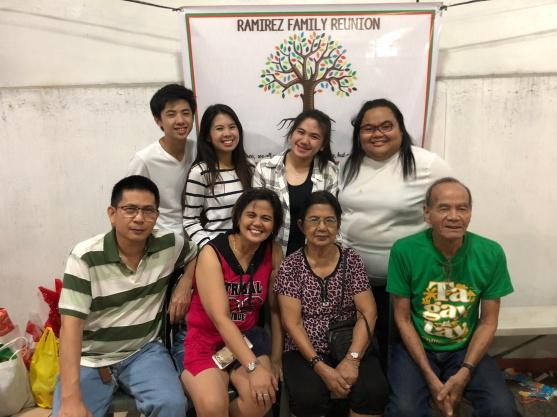 2017 Ramirez Family Reunion